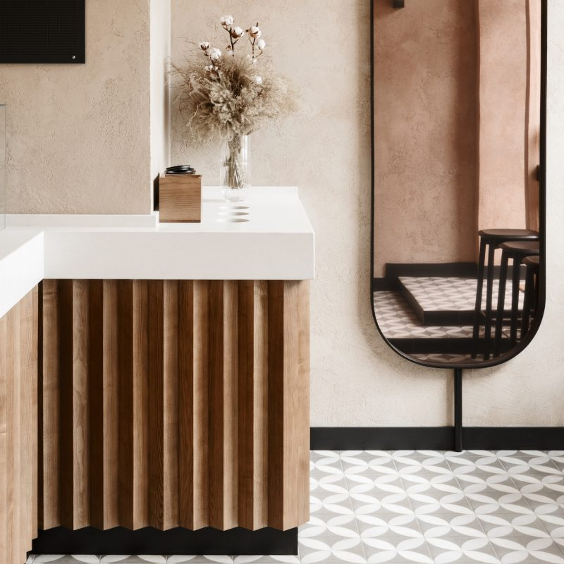 10 interiors that offer fresh takes on modern wood panelling