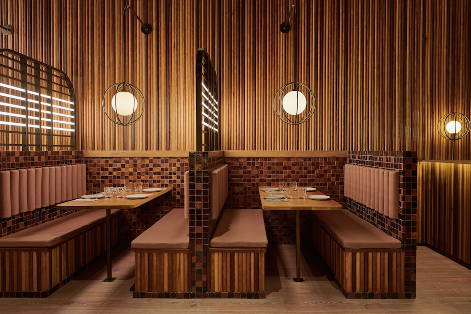 Interior Design Trends Modern Wood Panelling The Briefing